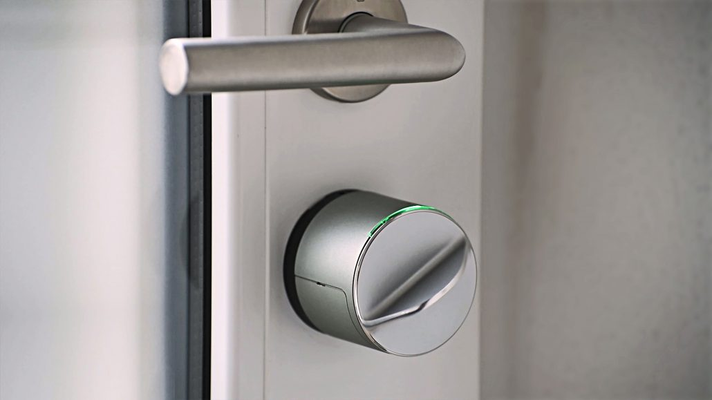 smartzone smart home lock access ireland