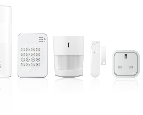 Smartzone smart security home products