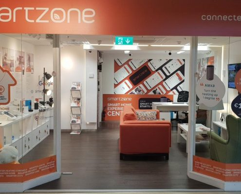 Smartzone Douglas Store Home Security