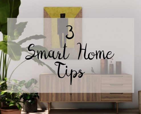 Smartzone Smart Home tips