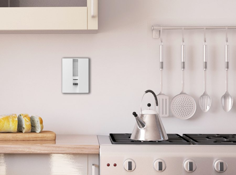 Smart Carbon Monoxide Detector Ireland